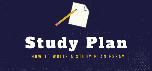 Plan for Scholarship Application: Win a Scholarship with an Impressive Study Plan Submission!