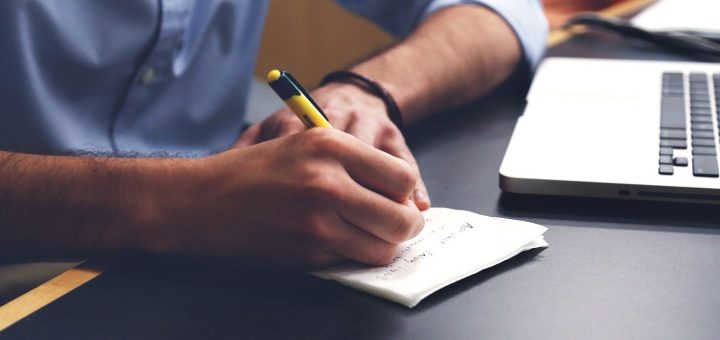 How to write an outstanding motivation letter for your Masters